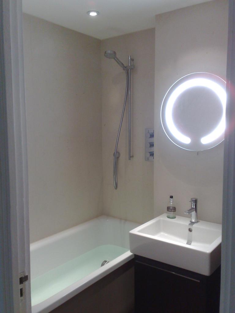 Galerie panelákových koupelen