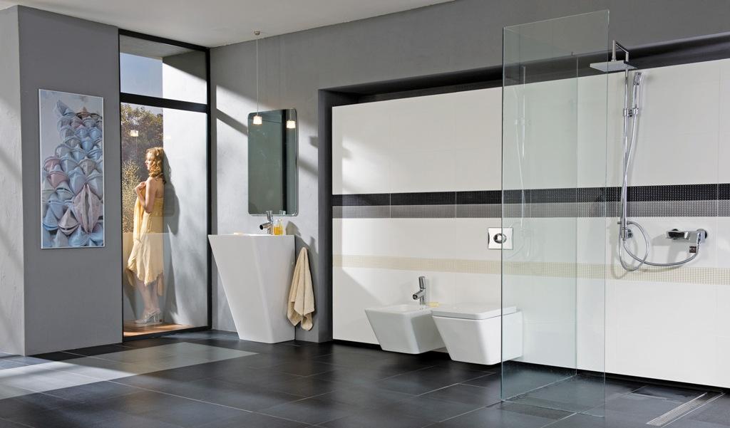 Moderní koupelny fotogalerie